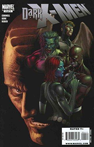 Dark X-Men #4 FN ; Marvel comic -