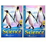 Scott Foresman Science Grade 1 Teacher's Edition The Diamond Edition Volume 1 & 2