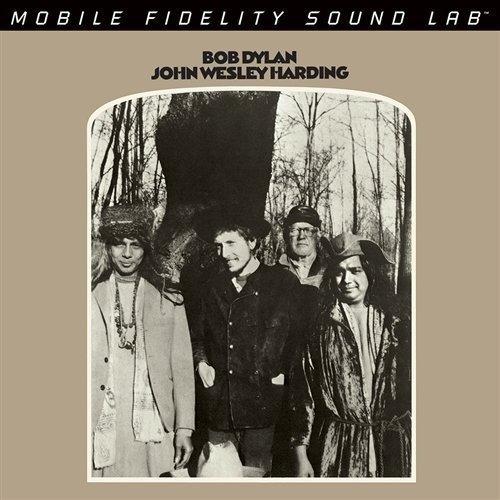 SACD : Bob Dylan - John Wesley Harding (SACD)
