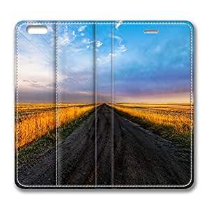 Field Road iPhone 6 Plus 5.5inch Leather Case, Personalized Protective Slim Fit Skin Cover For Iphone 6 Plus [Stand Feature] Flip Case Cover for New iPhone 6 Plus