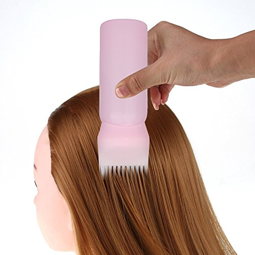 Mandystore Hair Dye Bottle Applicator Brush Dispensing Salon Hair Coloring Dyeing (Digital Dispensing)