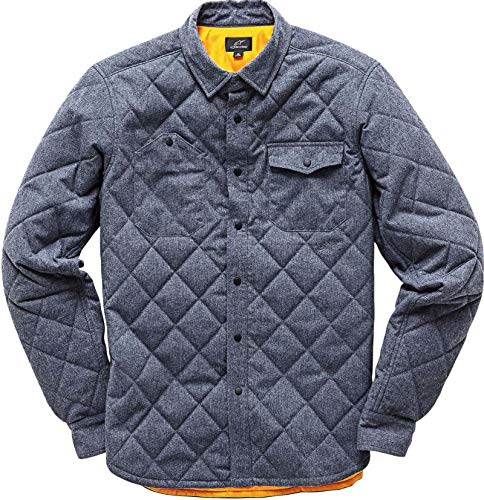 Chaqueta Alpinestars Triton Shirt - Quilted Liner Azuloscuro ...
