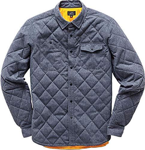 Chaqueta Alpinestars Triton Shirt - Quilted Liner Azuloscuro (M , Azuloscuro)