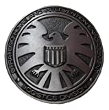 Marvel Comics AGENTS OF SHIELD Pewter Finish Metal BELT BUCKLE