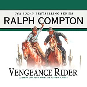 Vengeance Rider Audiobook