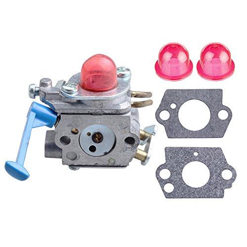 HIPA 545081848 C1Q-W40A Carburetor with Primer Bulb Gasket f