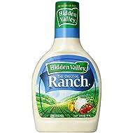 Hidden Valley Dressing, Ranch, 24 oz
