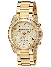 Michael Kors Women's MK5166 Blair Gold Watch