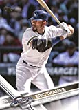 2017 Topps Baseball Series 2 #603 Eric Thames Brewers