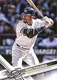 2017 Topps Series 2 #603 Eric Thames Milwaukee Brewers Baseball Card