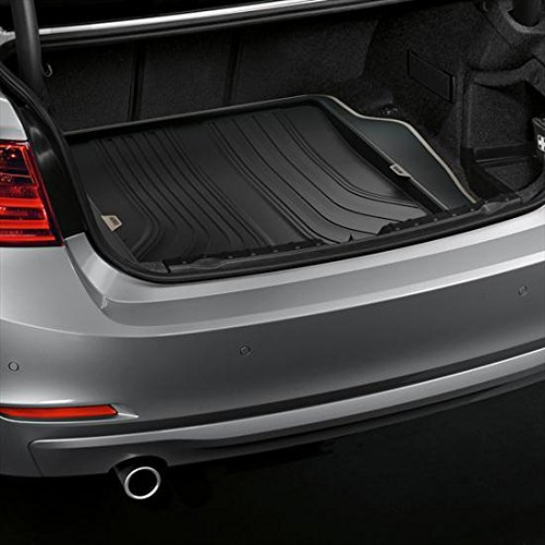 BMW luggage compartment mat, Modern/Basic (2012 and later F30 3 Series)
