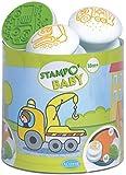Aladine - 3808 - Loisir Créatif - Stampo Baby - Engins