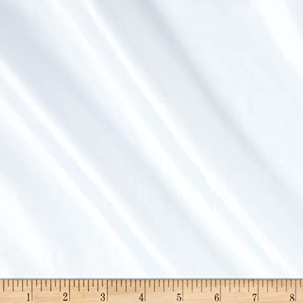 c22f31cd9ec87 Amazon.com: Ben Textiles Polyester Lining White Fabric by The Yard