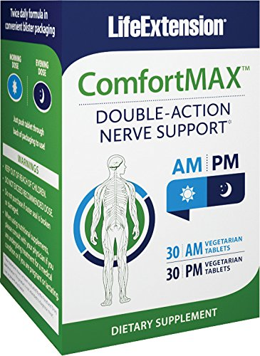 Life Extension Comfortmax 60 Count Discount
