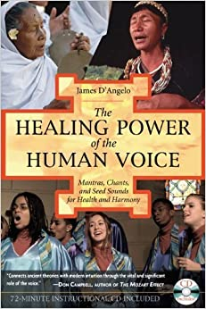 Book The Healing Power of the Human Voice: Mantras, Chants, and Seed Sounds for Health and Harmony by James D'Angelo Ph.D. (2005-05-27)