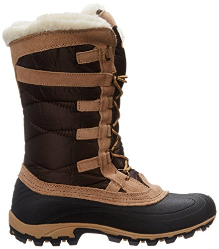 Brown Women's Snowvalley Dark Kamik Boot qFpgwIg