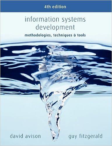 Read INFORMATION SYSTEMS DEVELOPMENT PDF