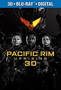Pacific Rim Uprising [Blu-ray] by Universal Pictures Home Entertainment