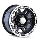 Ion Alloy 133 Black Beadlock Wheel (16x8