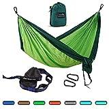 Geezo Camping Hammock, Lightweight Portable