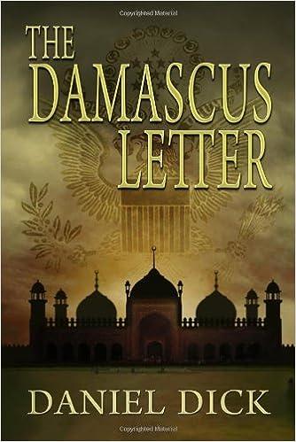 Book The Damascus Letter: A Spy Novel