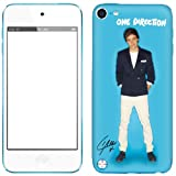 Zing Revolution One Direction Premium Vinyl Adhesive Skin for iPod Touch 5G, Liam Blue Bright