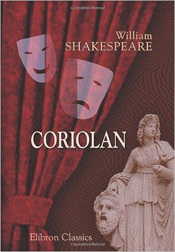coriolan french edition