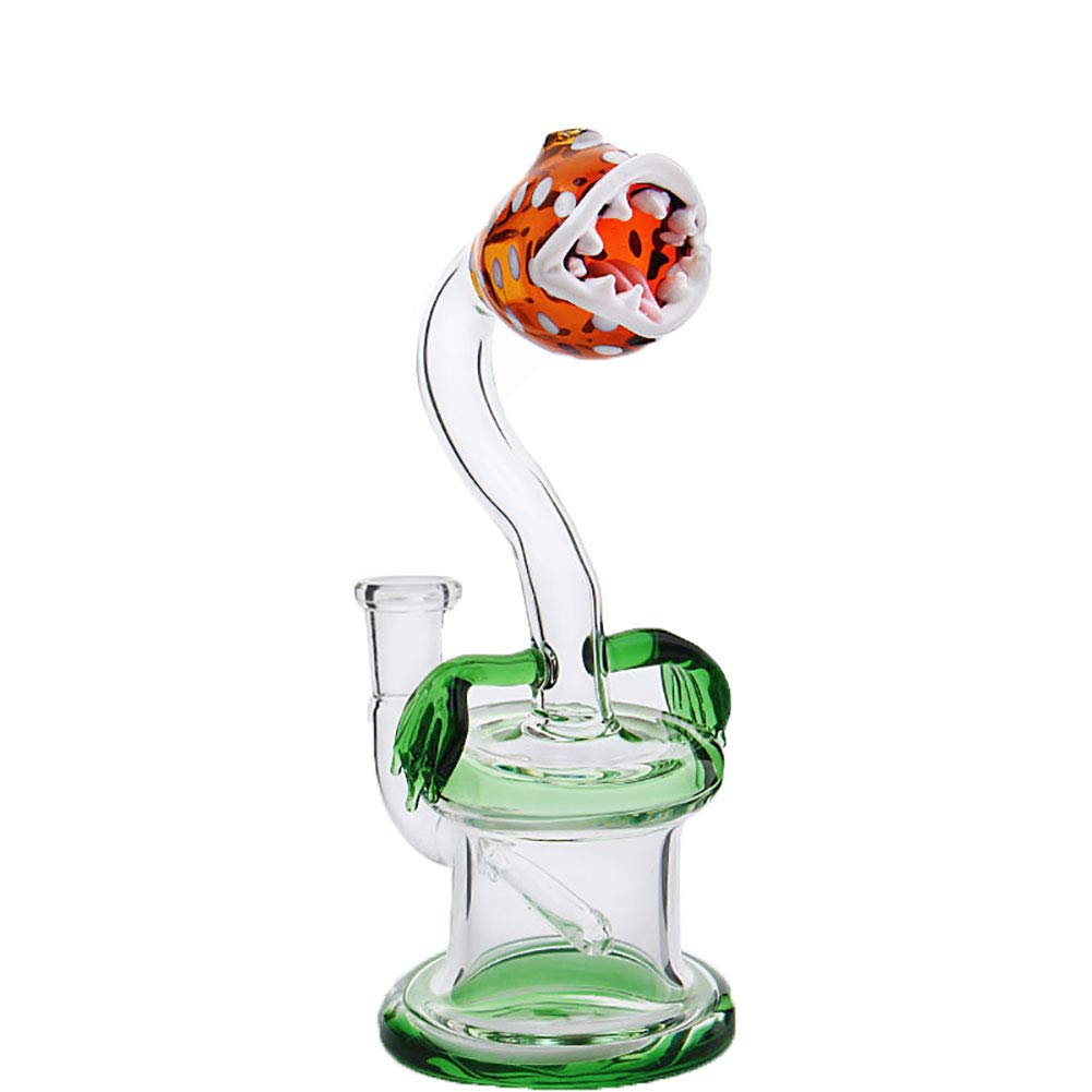6.3,Handmade Cannibal flower Glass Recreational Art Collectable New Style Bub 6.3 LPIPE