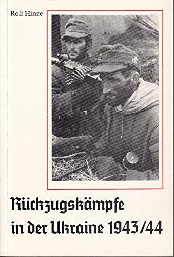 Rückzugskämpfe in der Ukraine 1943-44