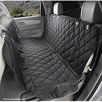 Amazon Com Petego Dog Car Seat Protector Hammock Tan X