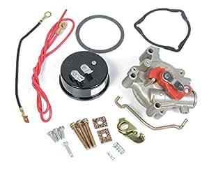 Marvelous Amazon Com Holley 45 223 Electric Choke Conversion Kit Automotive Wiring Database Gramgelartorg