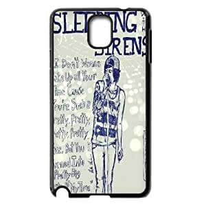 LTTcase Custom Sleeping With Sirens Case for samsung galaxy note3 n9000