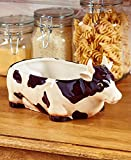 Country Theme Farm-to-Table Kitchen Accents (Cow Serving Bowl)