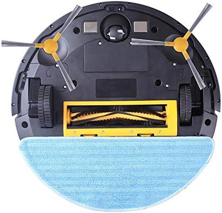 Che Aspirateur Robot Smartest, Aspiration 3000 Pa, Navigation de Carte avec mémoire, Application WiFi, Grand réservoir d\'eau électrique