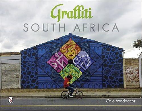 Book Graffiti South Africa
