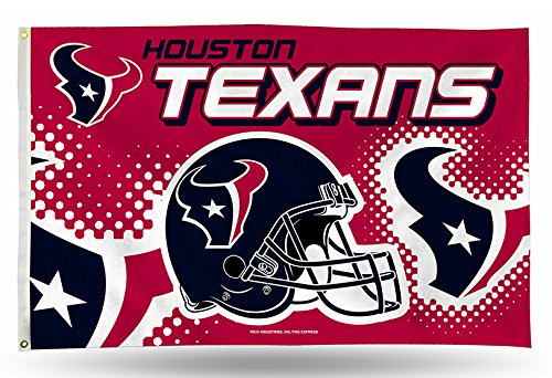 nfl houston banner flag