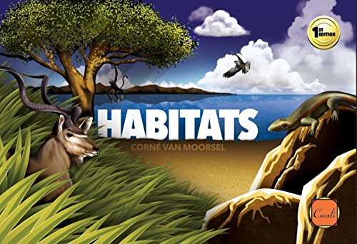 Habitats by Cwali