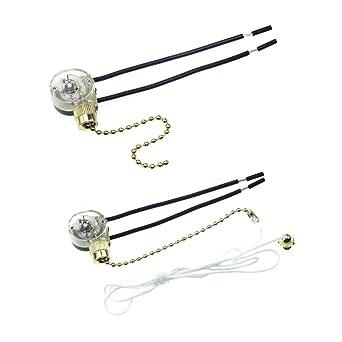 OSALADI 2 piezas de repuesto práctico, duradero, cadena de tirar ...