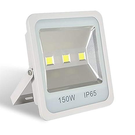 AUFUN Focos de exterior Led 150W blanco cálido Proyector LED ...