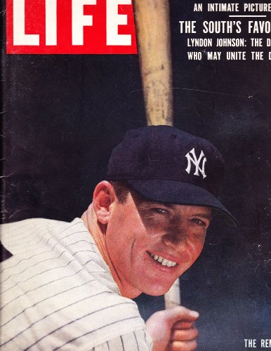 - Life Magazine June 25,1956 the Remarkable Mickey Mantle (Vol. 40 Number 26)