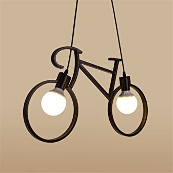 Amazon.com: Vintage Pendant Lights Loft lamparas de techo ...
