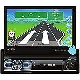 "TAKARA GPV1827BT Autoradio 2DIN DVD GPS USB Bluetooth 7"""