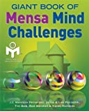 img - for Giant Book of Mensa Mind Challenges book / textbook / text book
