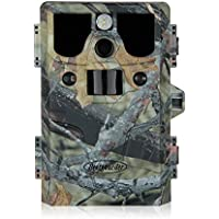 Gemtune G-900 12MP HD Multifunctional Infrared Trail Camera with 5 Shooting Mode