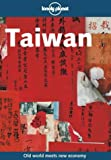 Front cover for the book Lonely Planet Taiwan by Robert Storey