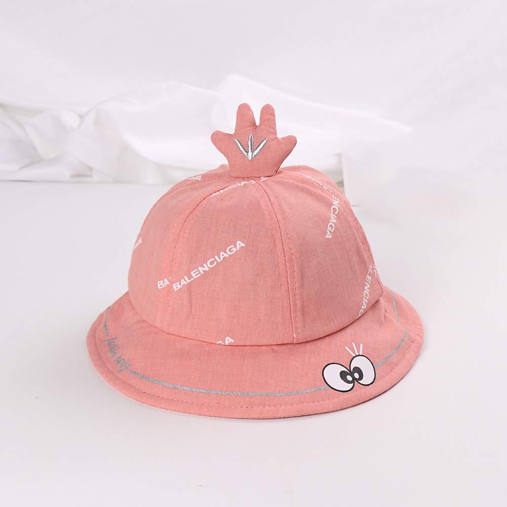 LadyGG Sombrero para El Sol de la Copa Grass para Niños de 2 a 5 ...