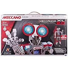 MECCANO Tech Meccanoid XL 2.0 Personal ROBOT, 4 ft Tall Programmable ROBOTIC TOY ^G#fbhre-h4 8rdsf-tg1305701