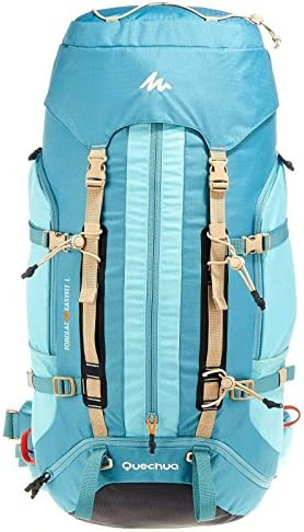 QUECHUA Femme Easyfit 60 litres Trekking Sac à dos – Bleu: Amazon ...