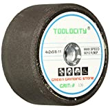 Toolocity GSB0120G 4-Inch Green Grinding Stone 120 Grit with 5/8-11 Thread