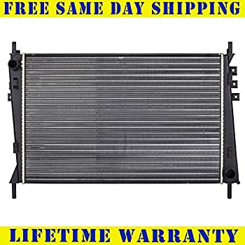 Radiator For 02-08 Jaguar X-Type V6 2.5L 3.0L Fast Great Quality